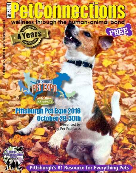 Pittsburgh PetConnections September-October 2016